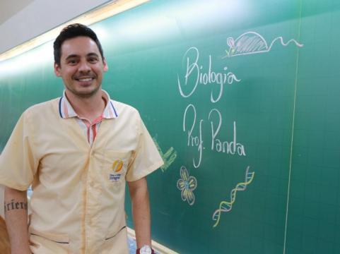 Professor PROF. PANDA