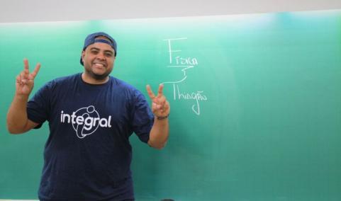 Professor PROF. THIAGÃO