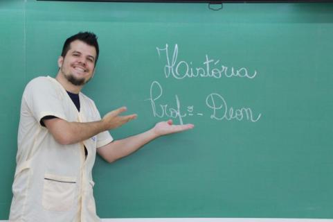 Professor PROFº DEON