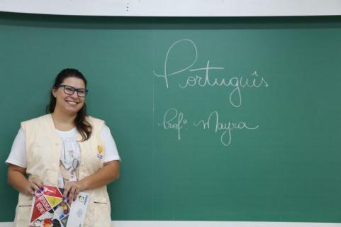 Professor PROFª MAYRA