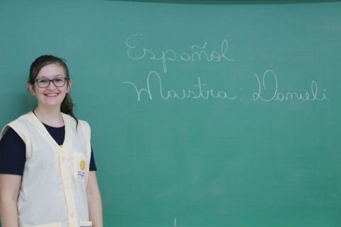 Professor PROFª DANIELI