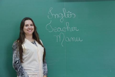 Professor PROFª MANU
