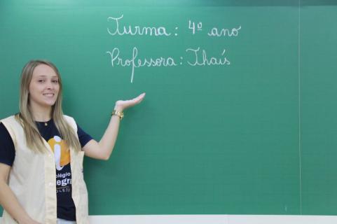 Professor PROFª THAÍS
